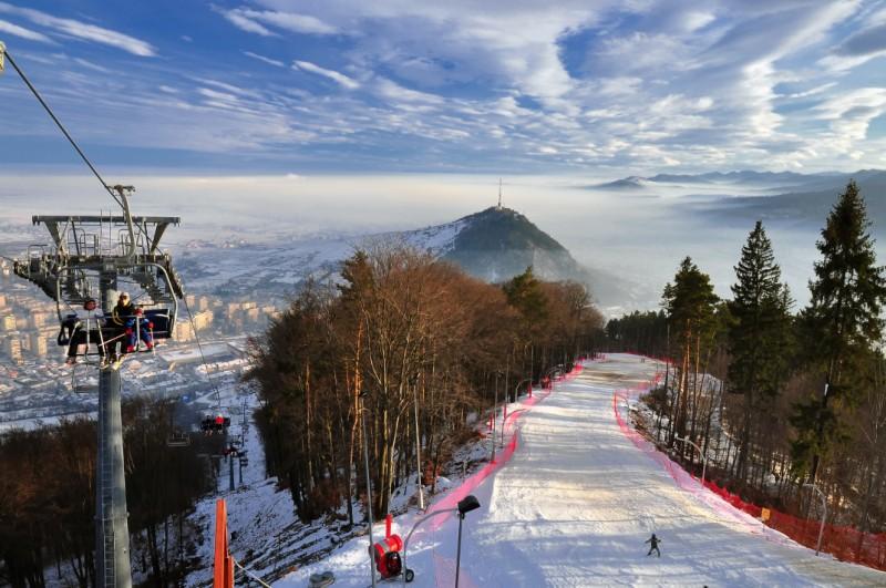 Părtie de schi, Piatra Neamţ