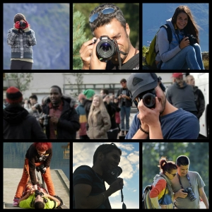 Cameras everywhere